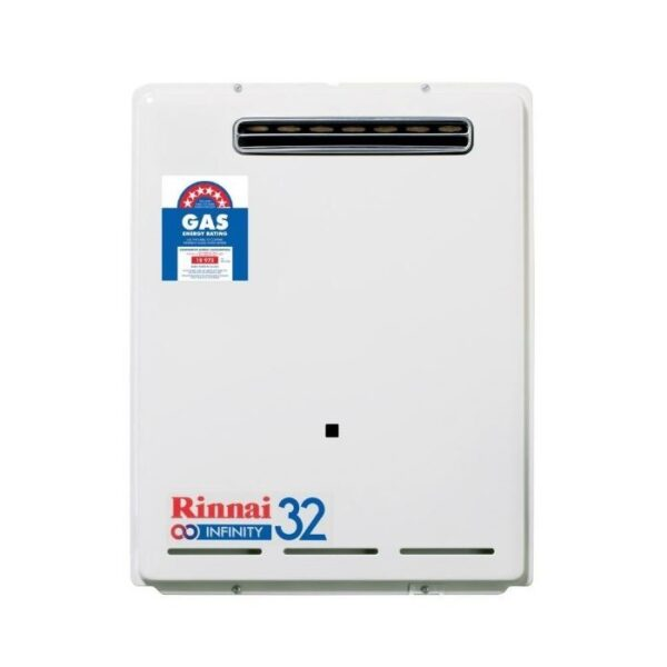 Rinnai Infinity 32L Gas